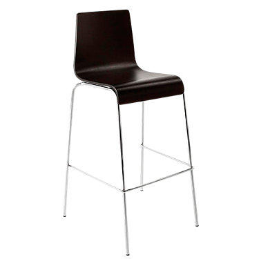 CR1BRSBRS-GRAPHITE: Customized Item of Barstool Barstool by Blu Dot (CR1BRSBRS)