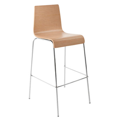 CR1BRSBRS-TECHNICAL WHITE OAK: Customized Item of Barstool Barstool by Blu Dot (CR1BRSBRS)