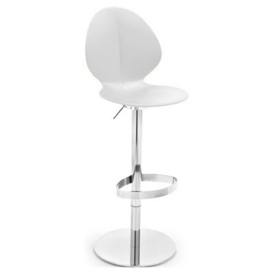 Picture of Basil Swivel Stool by Calligaris