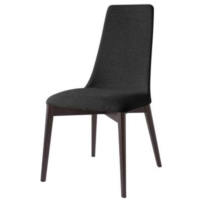 Picture for Etoile Chair with Wood Base by Calligaris, Set of 2