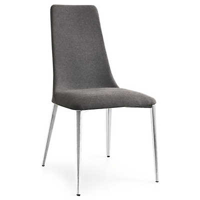 Picture of Etoile Chair with Metal Base, Set of 2 by Calligaris