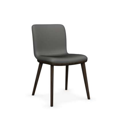 Picture for Annie Leather Chair by Calligaris, Set of 2