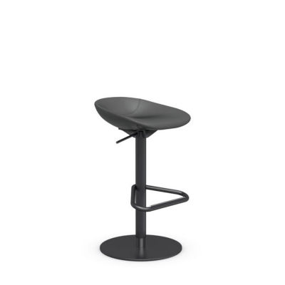 Picture of Palm Pedestal Base Stool by Calligaris