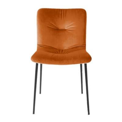 Picture for Annie Soft Upholstered Metal Chair by Calligaris