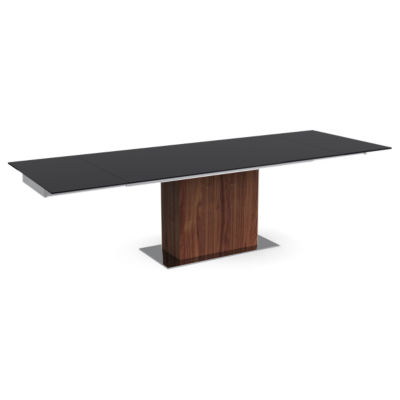 Picture of Park Glass Table by Calligaris