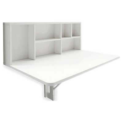 Picture of Spacebox Wall Mounted Folding Table by Calligaris