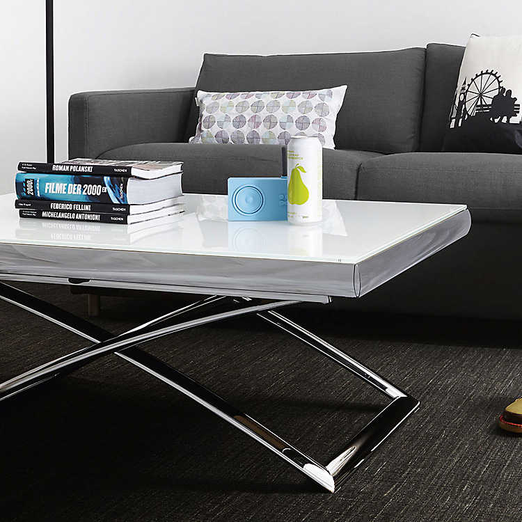 Expandable Coffee Table Fair Dakota Expandable Coffee Table  Smart Furniture Design Decoration