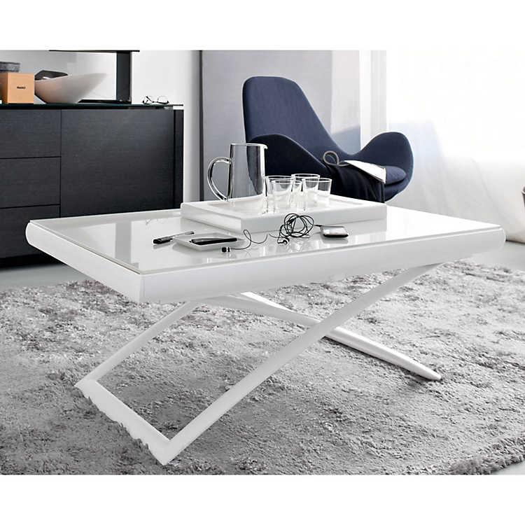 dakota expandable coffee table   smart furniture
