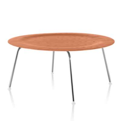Picture for Eames Molded Plywood Coffee Table with Metal Base by Herman Miller