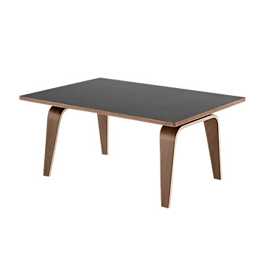 CTW12236WOUOU: Customized Item of Eames Rectangular Coffee Table by Herman Miller (CTW1)