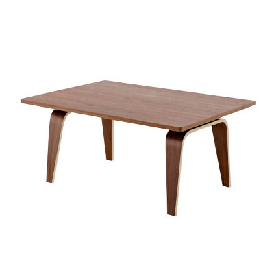 CTW12248WOUOU: Customized Item of Eames Rectangular Coffee Table by Herman Miller (CTW1)