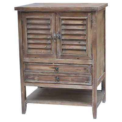 Picture of Jackson 2-Door Weathered Oak Bedside Accent
