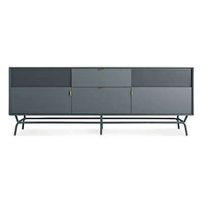 Picture of Dang 2 Door / 2 Drawer Console by Blu Dot