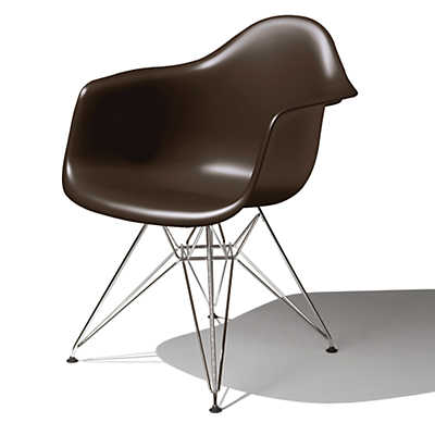 Picture of Eames Molded Plastic Armchair by Herman Miller