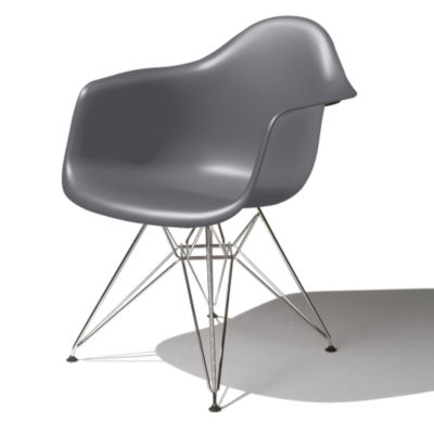 DARBKCHLE8: Customized Item of Eames Molded Plastic Armchair by Herman Miller (DAR)