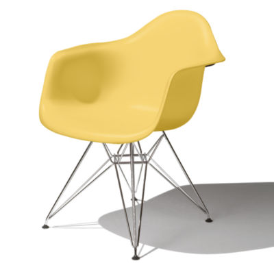 DAR47PYWE8: Customized Item of Eames Molded Plastic Armchair by Herman Miller (DAR)