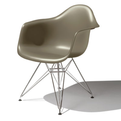 DAR479JE8: Customized Item of Eames Molded Plastic Armchair by Herman Miller (DAR)