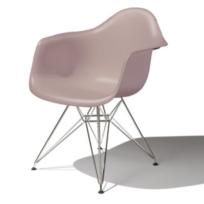 DARBKSTNE8: Customized Item of Eames Molded Plastic Armchair by Herman Miller (DAR)