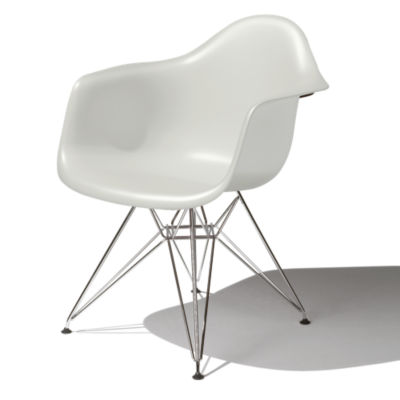 DAR47ZFE8: Customized Item of Eames Molded Plastic Armchair by Herman Miller (DAR)