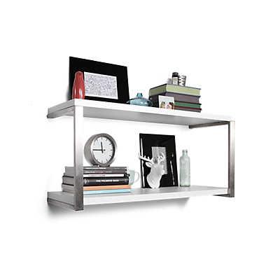 Double Decker Floating Shelf By Smart Furniture Smart