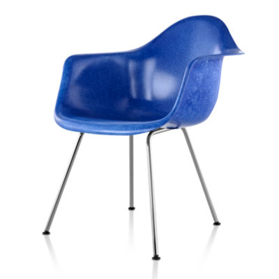 Picture of Eames Molded Fiberglass Armchair, 4-Leg Base by Herman Miller