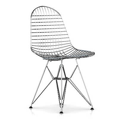 Picture of Eames Wire Chair by Herman Miller