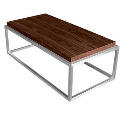 Picture of Drake Rectangular Coffee Table by Gus Modern