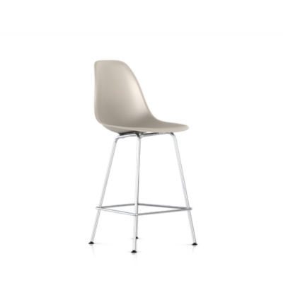 DSHCX91STNE9: Customized Item of Eames Molded Plastic Counter Stool by Herman Miller (DSHCX)