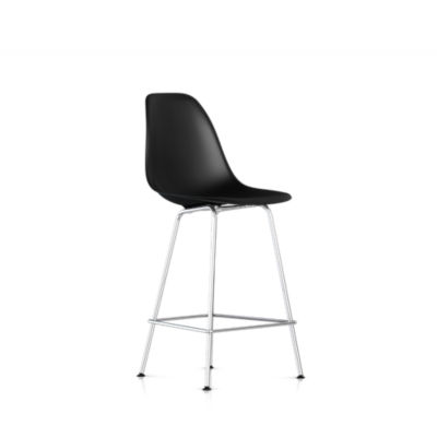 DSHCXBKZAE8: Customized Item of Eames Molded Plastic Counter Stool by Herman Miller (DSHCX)