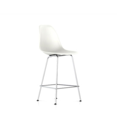 DSHCX47ZFE8: Customized Item of Eames Molded Plastic Counter Stool by Herman Miller (DSHCX)