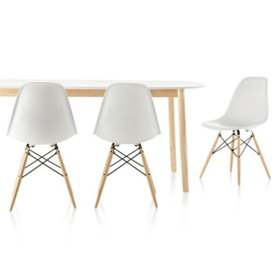 On Sale. Picture Of Eames Dowel Leg Side Chair By Herman Miller · Picture  ...