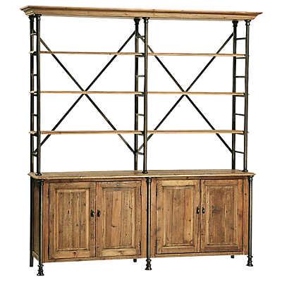 Portebello Bookcase By Dovetail