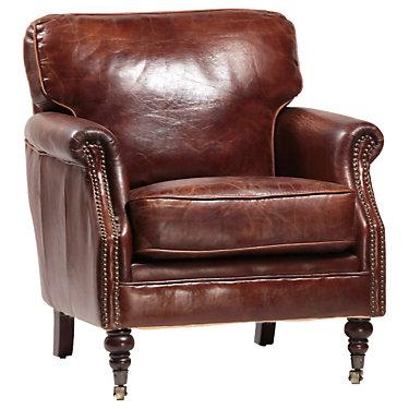 DVDOV110-BLACK: Customized Item of Harrow Club Chair by Dovetail (DVDOV110)