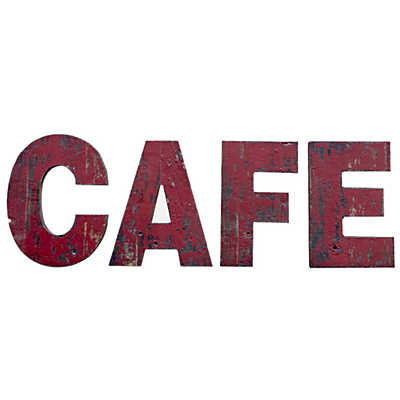 Picture of Cafe Sign by Dovetail