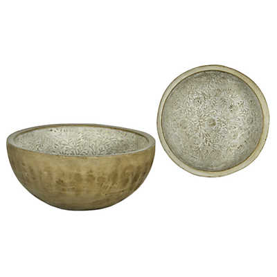 Picture of Carved Powder Stone Bowl by Dovetail