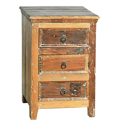 Picture of Nantucket 3 Drawer Nightstand