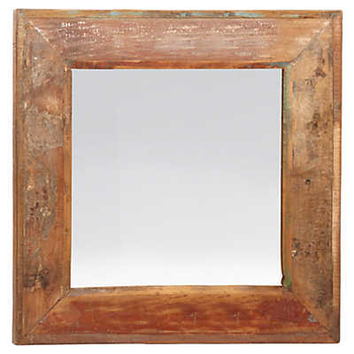 Picture of Nantucket Square Mirror by Dovetail