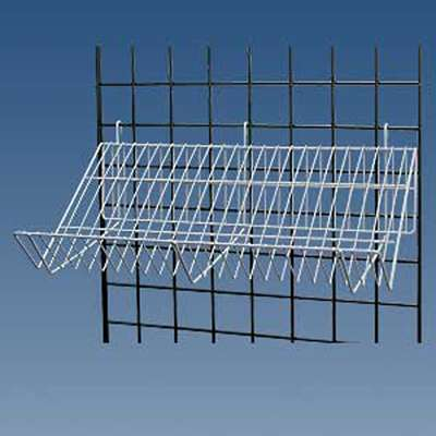 Picture for Downslope Grid Shelf by Smart Fixtures
