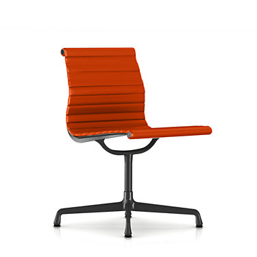 EA306SL2107: Customized Item of Eames Aluminum Armless Side Chair by Herman Miller (EA306)
