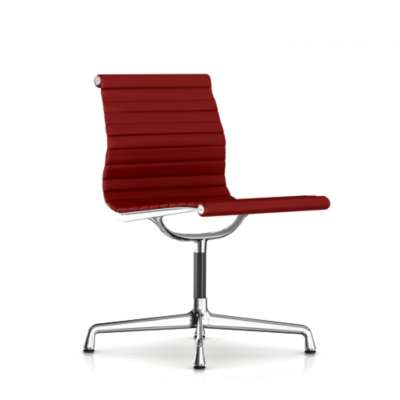 Picture for Eames Aluminum Armless Side Chair Fabric by Herman Miller