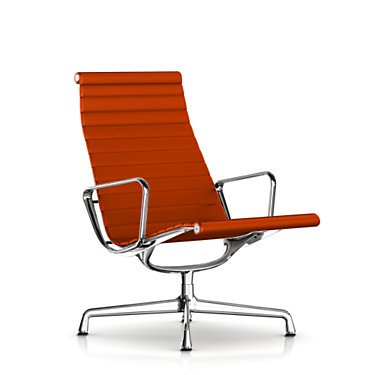 EA316L1R10: Customized Item of Eames Aluminum Lounge Chair by Herman Miller (EA316)
