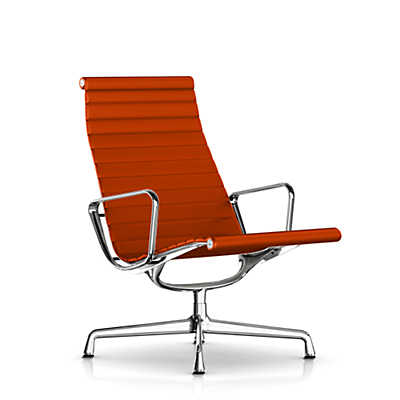 Picture of Eames Aluminum Lounge Chair by Herman Miller