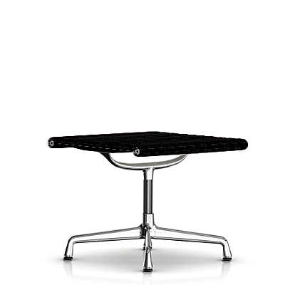 Picture of Eames Aluminum Ottoman by Herman Miller, Fabric