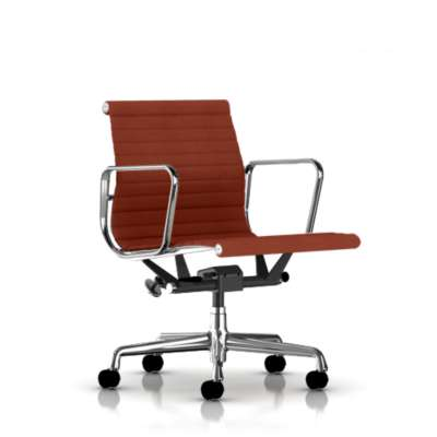 Picture for Eames Aluminum Management Chair by Herman Miller, Fabric