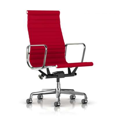 Picture for Eames Aluminum Executive Chair by Herman Miller, Fabric