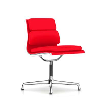 Picture for Eames Soft Pad Armless Side Chair, Fabric by Herman Miller