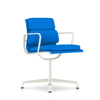 Picture of Eames Soft Pad Side Chair, Fabric by Herman Miller
