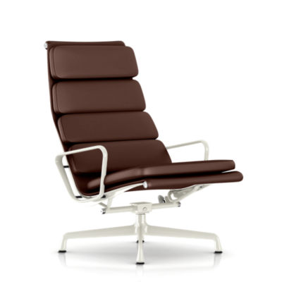 EA422L2107S: Customized Item of Eames Soft Pad Lounge Chair by Herman Miller (EA422)