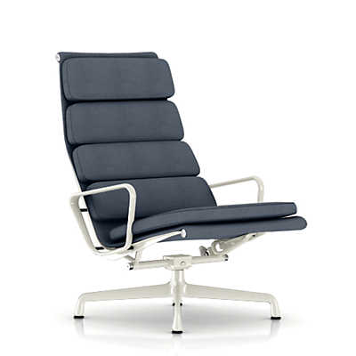 Picture of Eames Soft Pad Lounge Chair, Fabric by Herman Miller