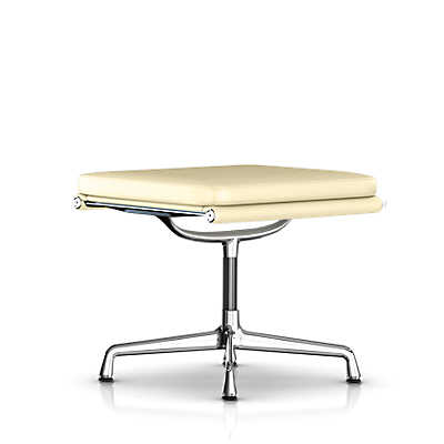 Picture of Eames Soft Pad Ottoman by Herman Miller